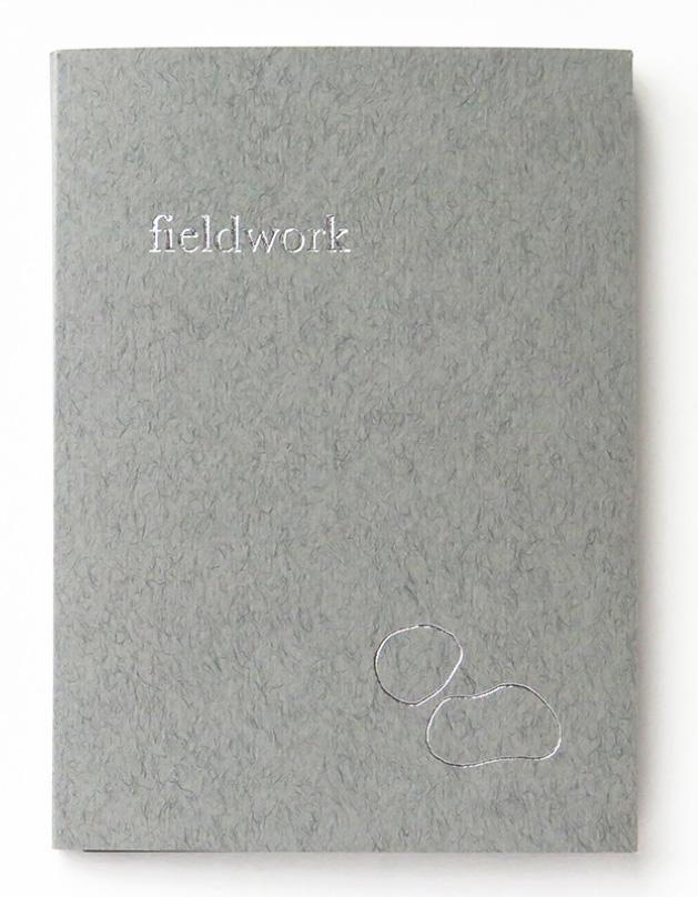 Fieldwork – Chesil Beach by Caroline Penn.